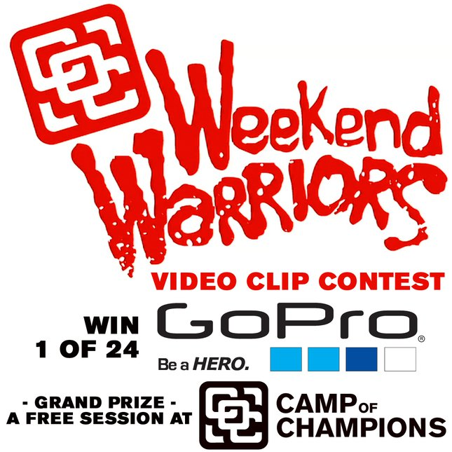 The Camp of Champions Weekend Warrior Contest
