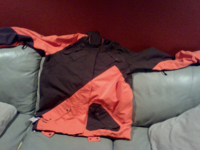 Air Raid Jacket