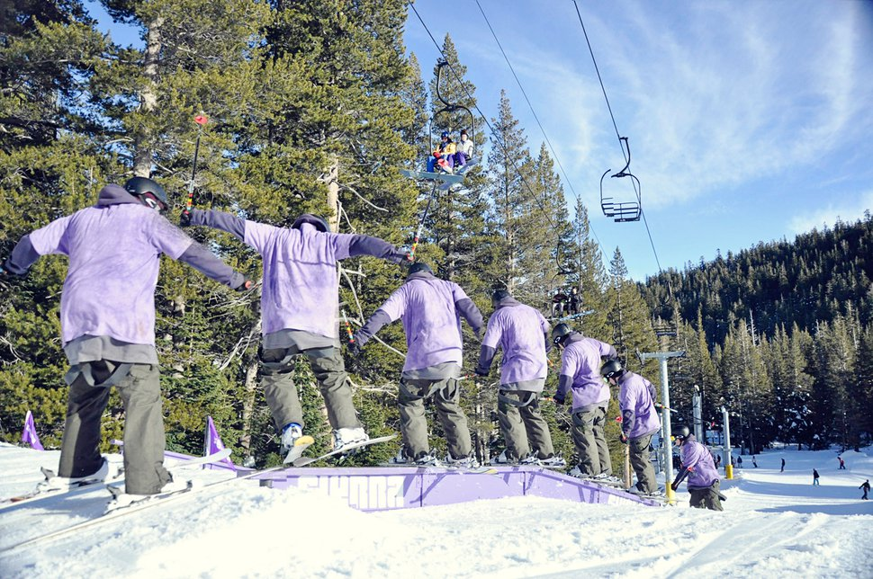 Purple on Purple - 1 of 1