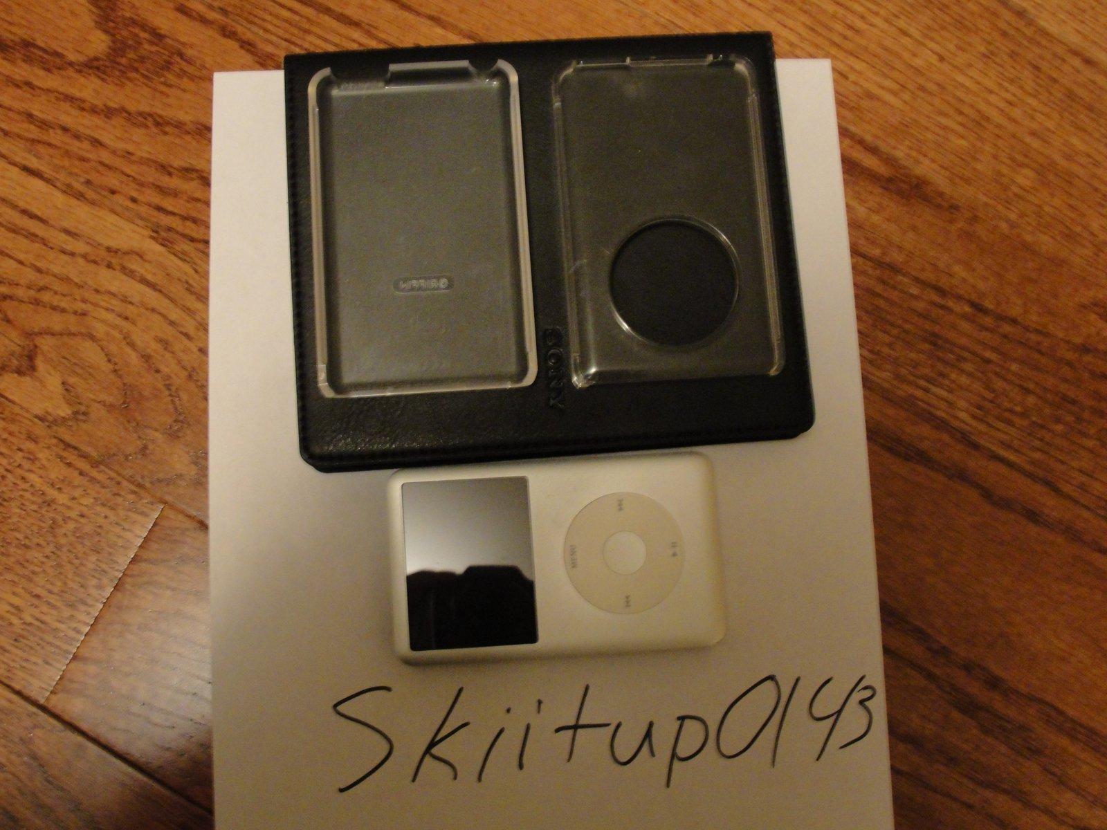 I-Pod Video 80 GB