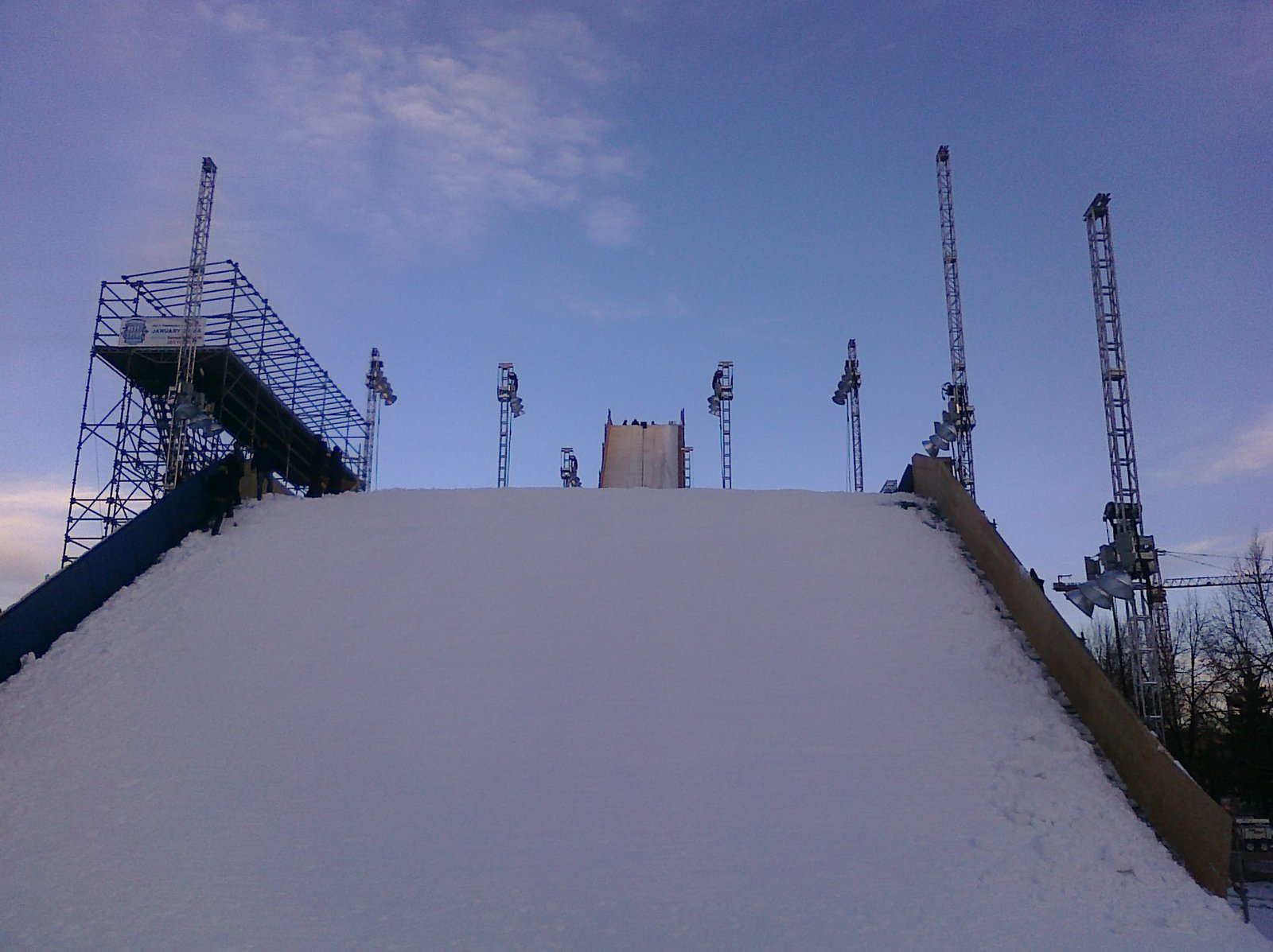 DBA - Landing Hill