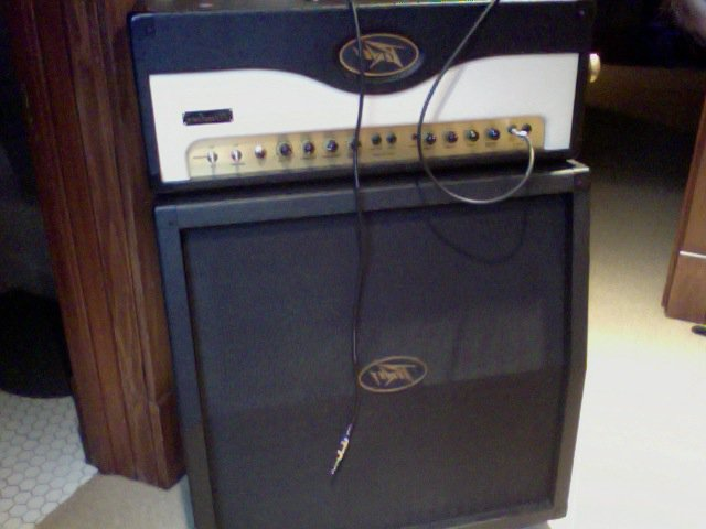 Peavey Windsor Half Stack