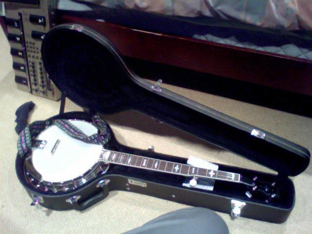 GoldStar Banjo