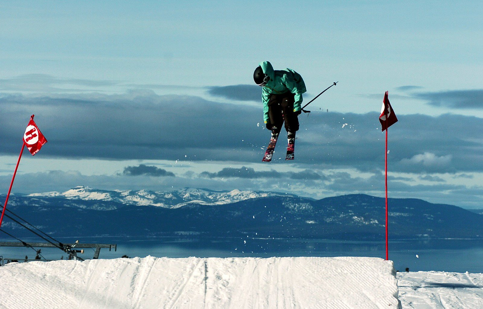 Jumping at heavenly
