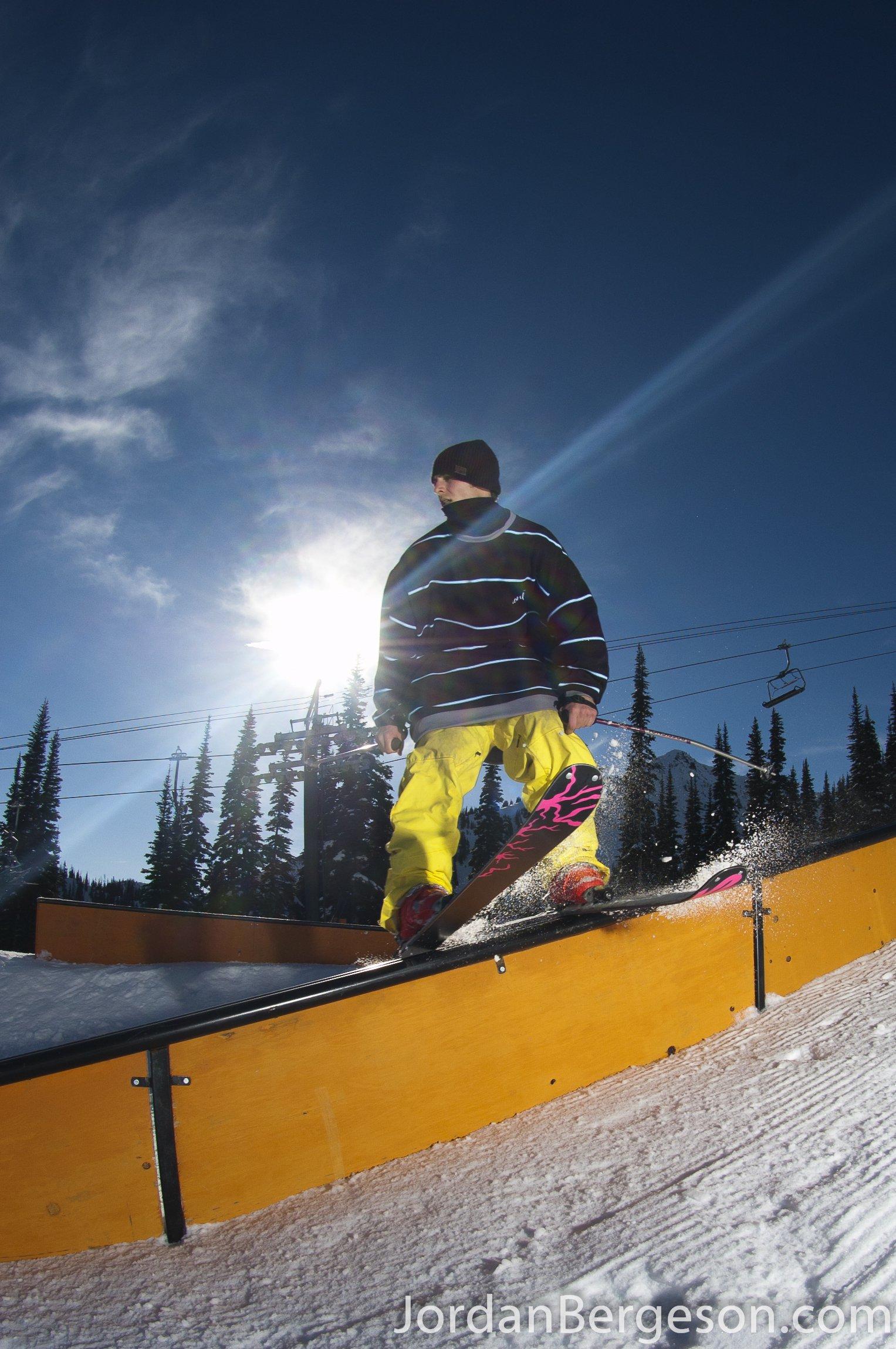 Skierslide