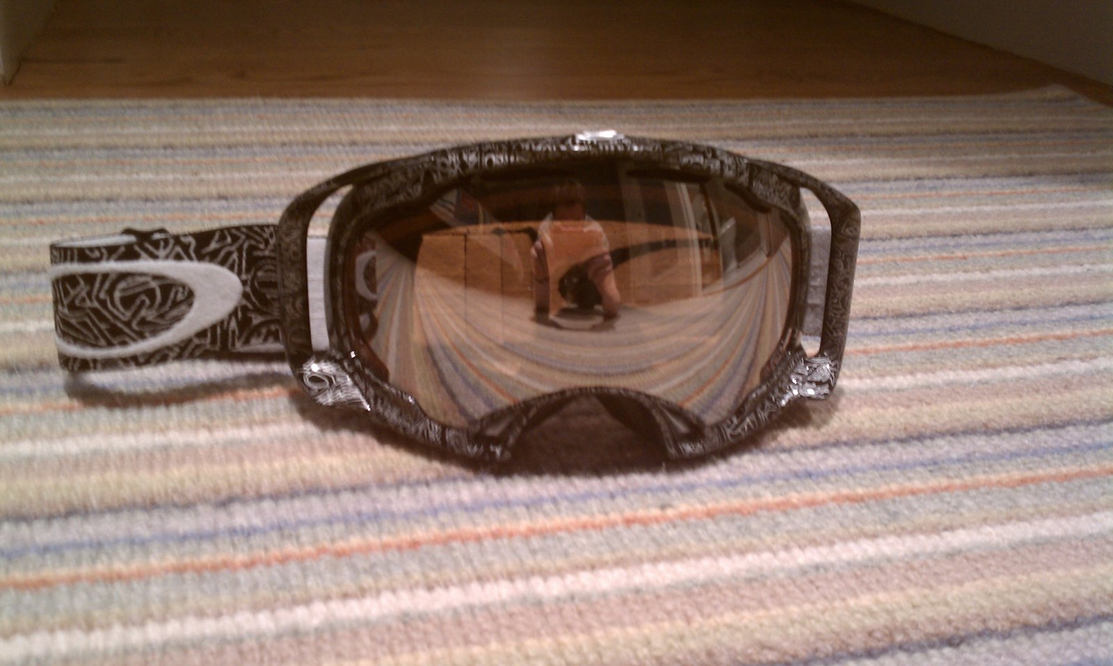 Oakley Splice lenses