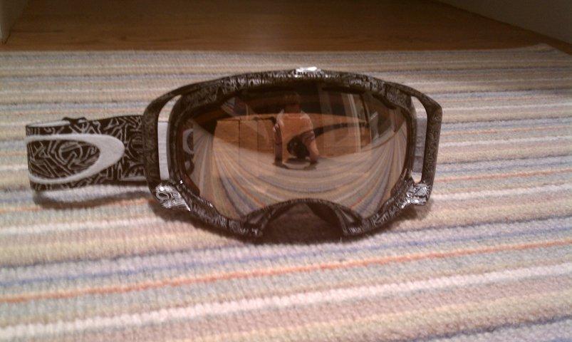 Oakley Splice lenses