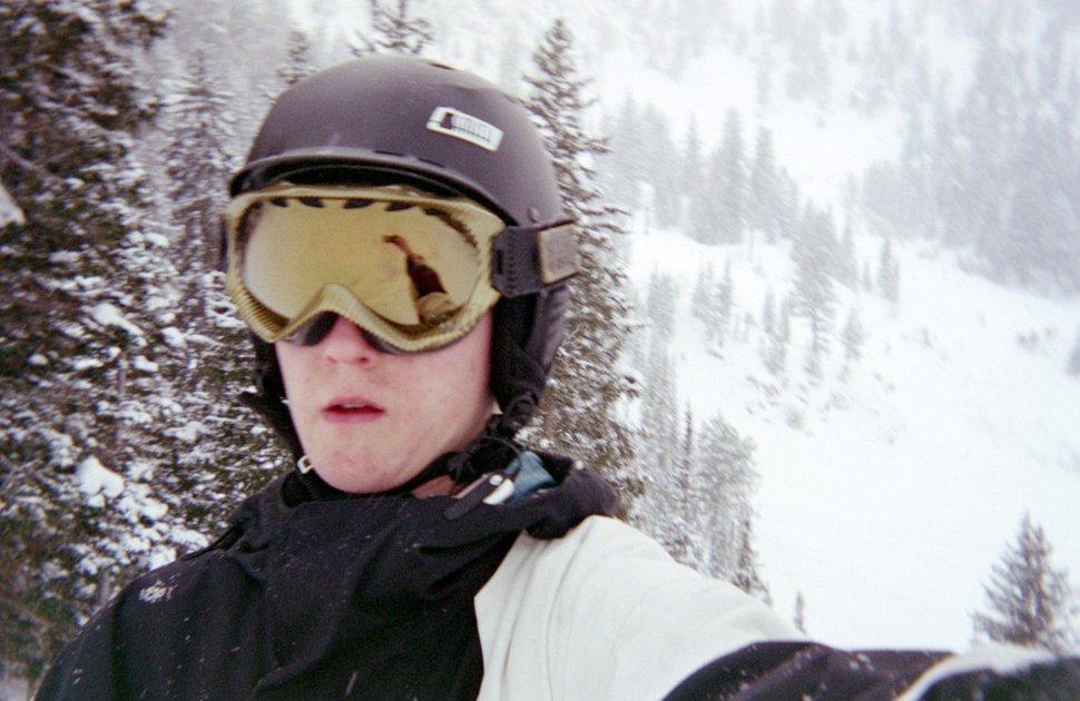Smith hustle helmet