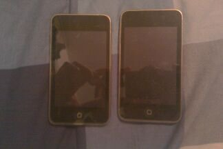 Ipod fronts