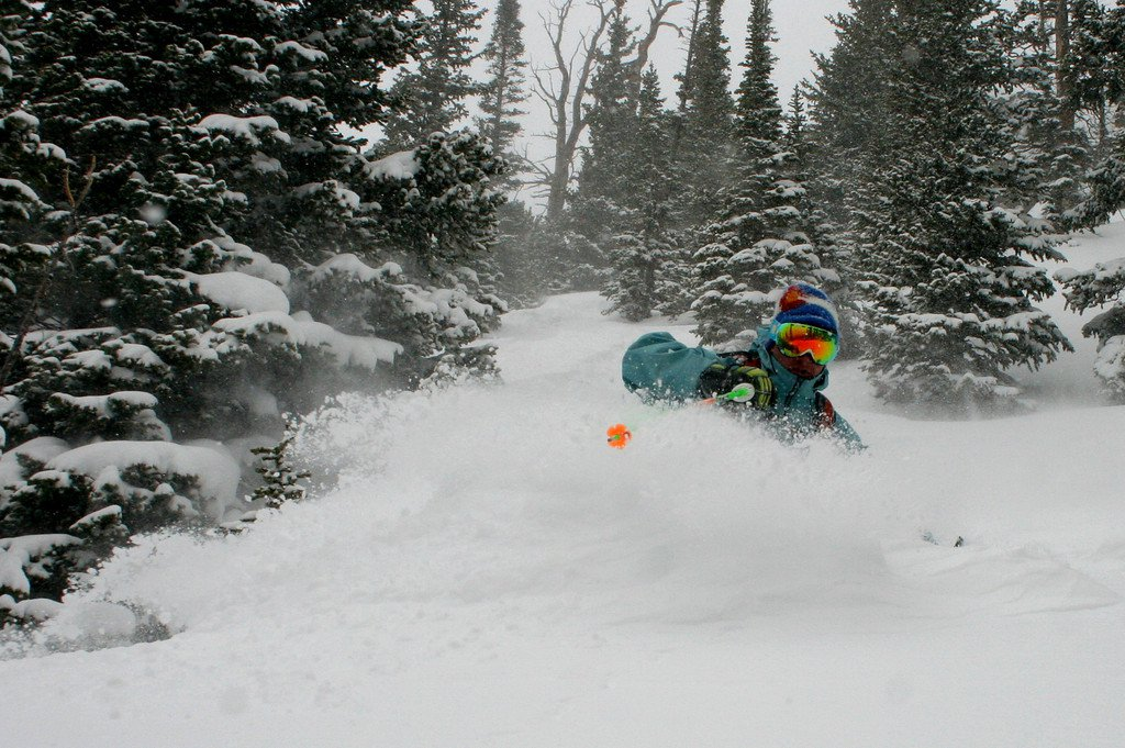 Snooze .... another powder photo