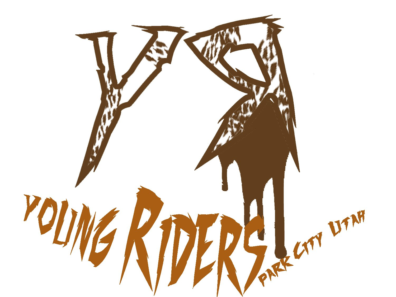 Young Riders Logo Design