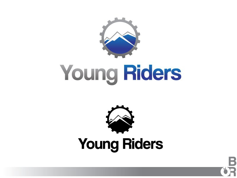 Young Riders Logo