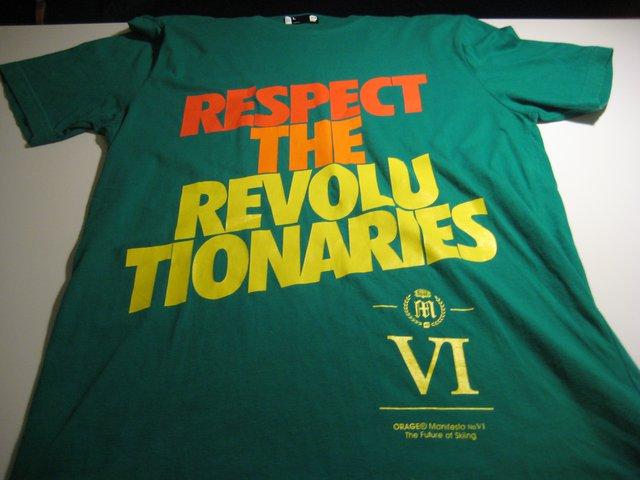 Orage Sample T-Shirt (2)