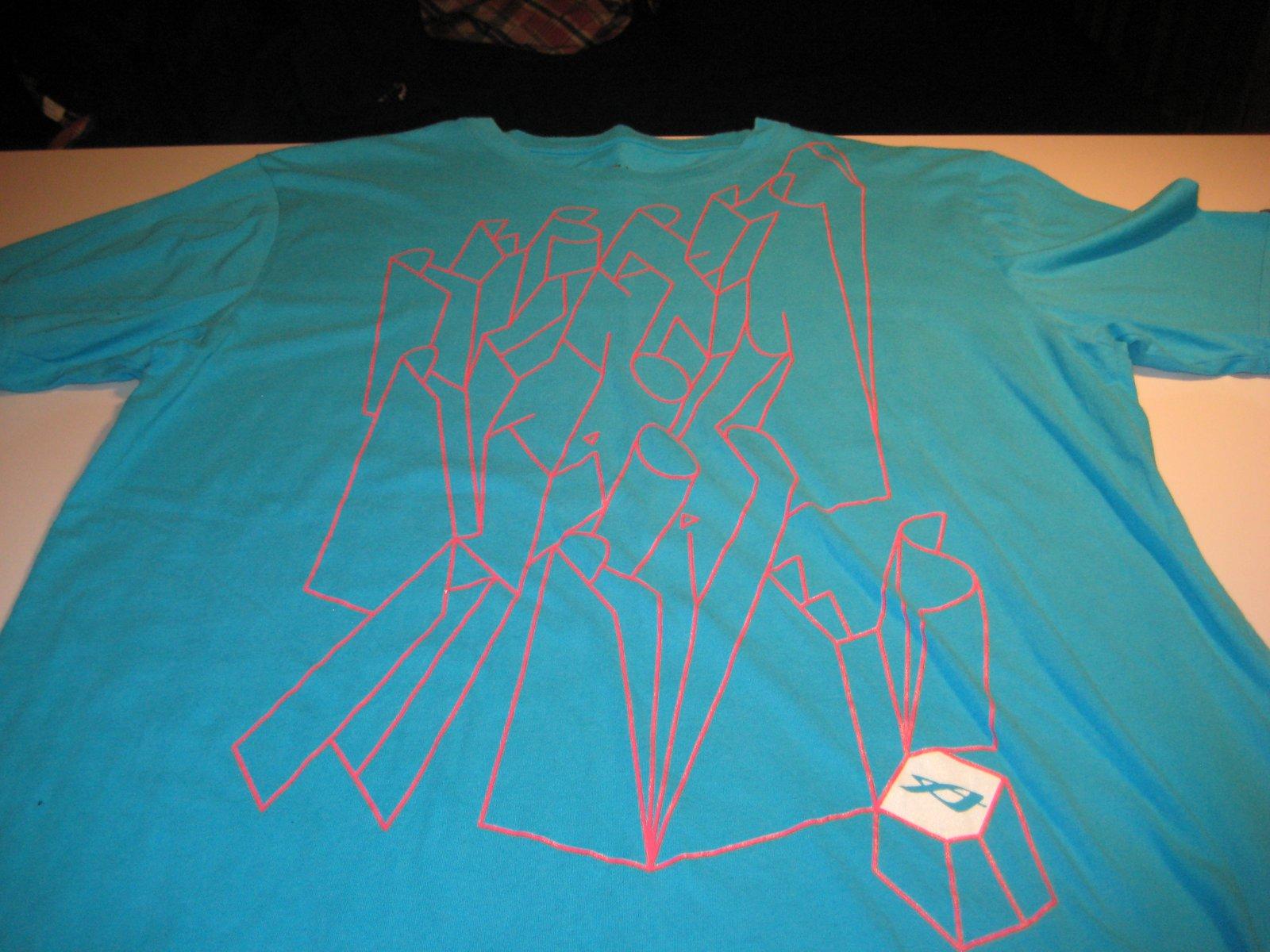Orage Sample T-Shirt (3)