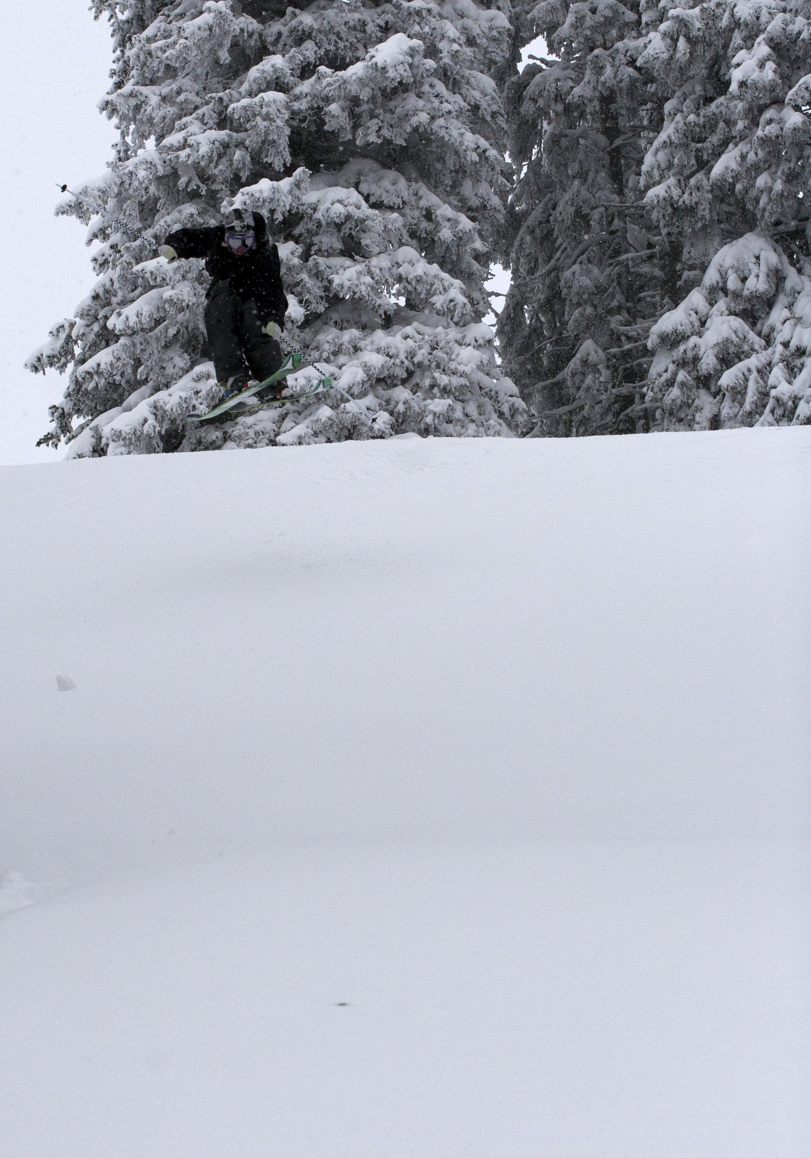 Right into freshies