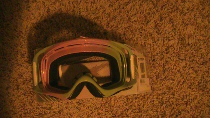 The goggles for sale