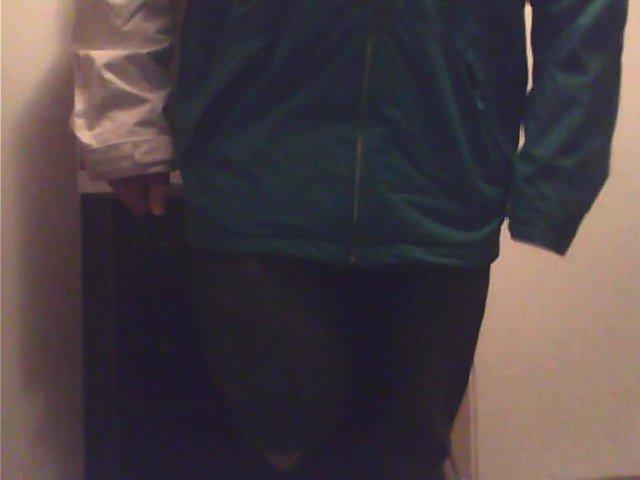 Size Reference on Jacket