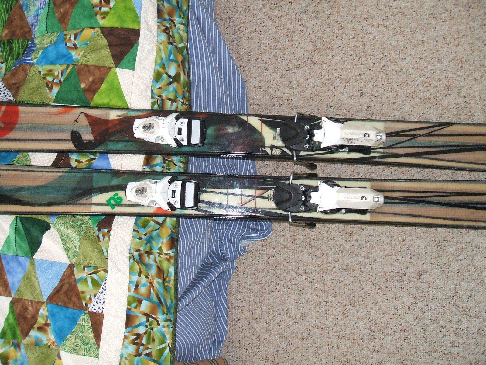 2009 Rossignol S5 178cm