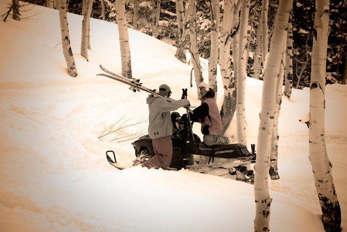 Personal chairlift