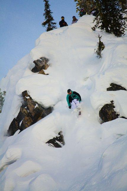 Wrangle the chute 2011