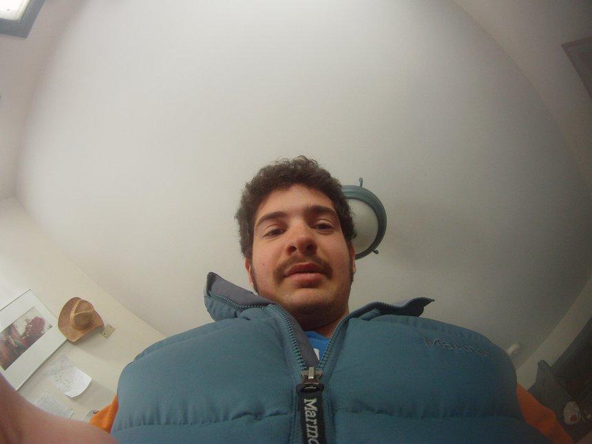 GoPro testing