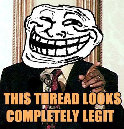 Troll thread