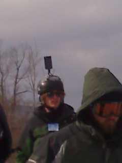 Helment Cam fail