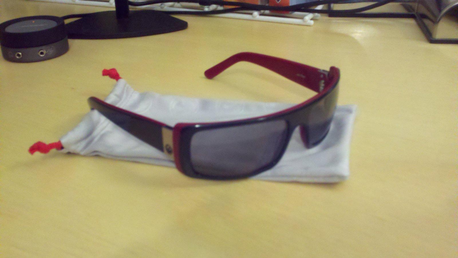 Dragon Havana Sunglasses