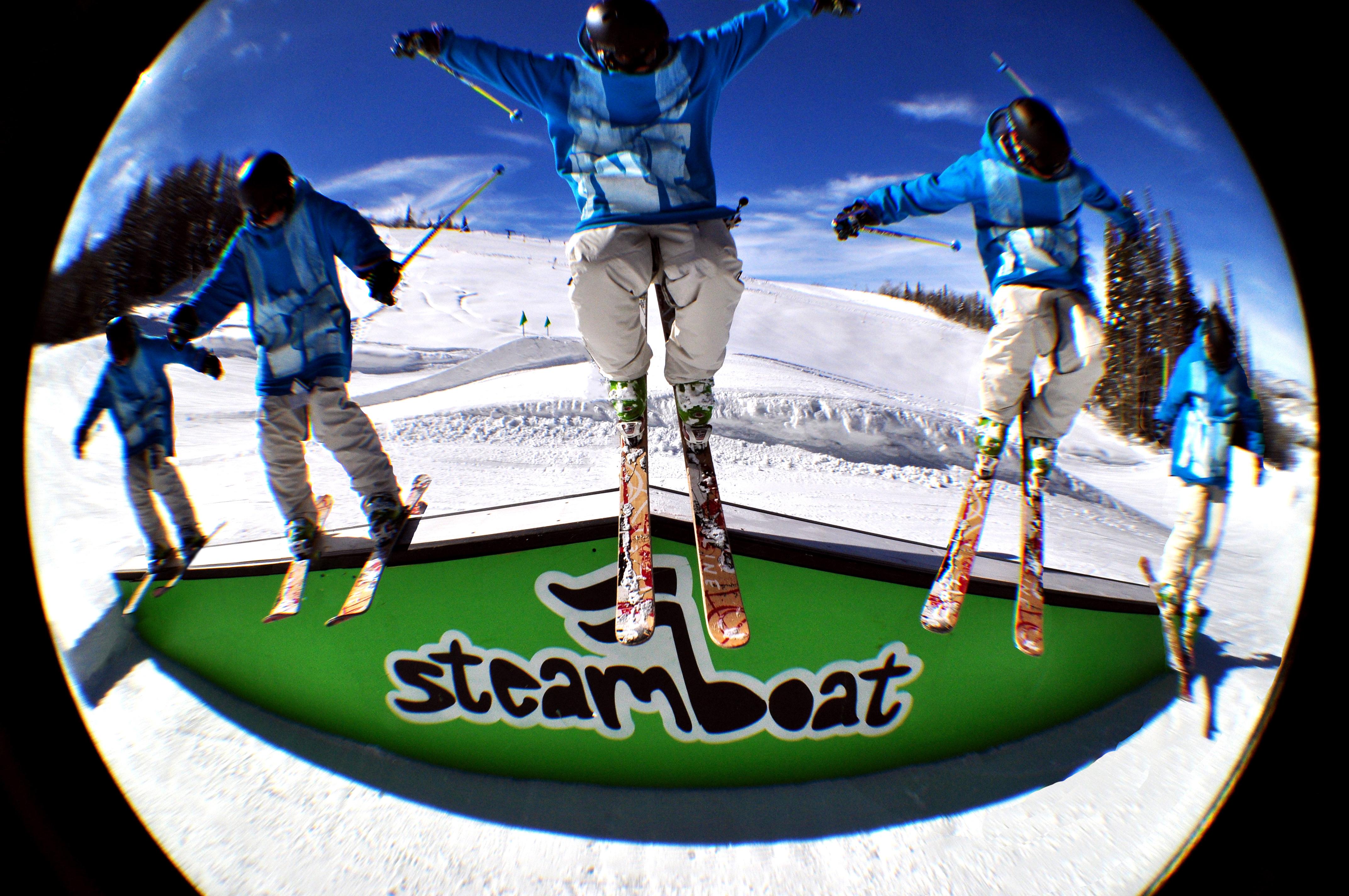 Steamboat Nollie