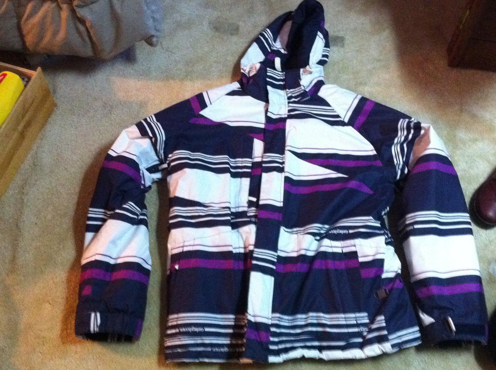 Quicksilver coat