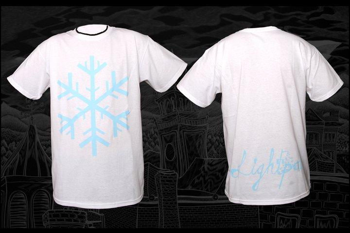Bluebird Tshirt White