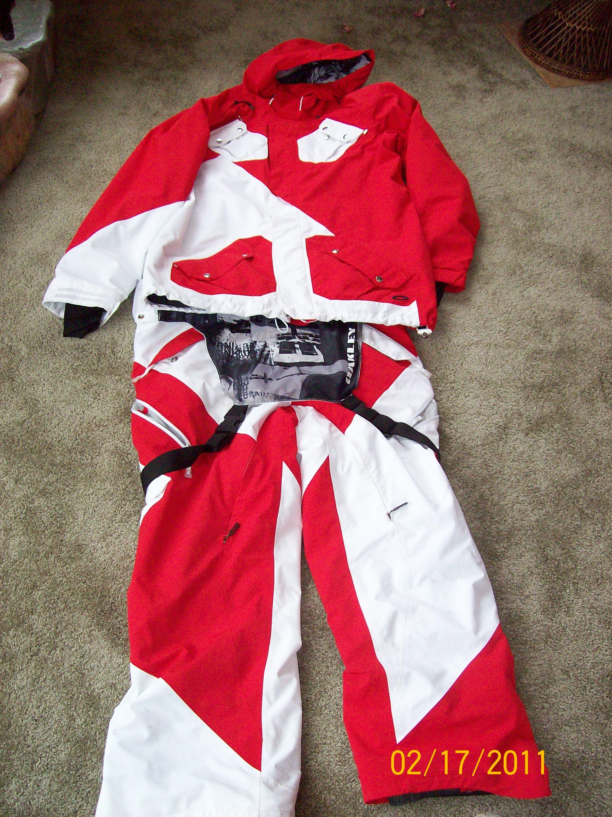 Airraid suit