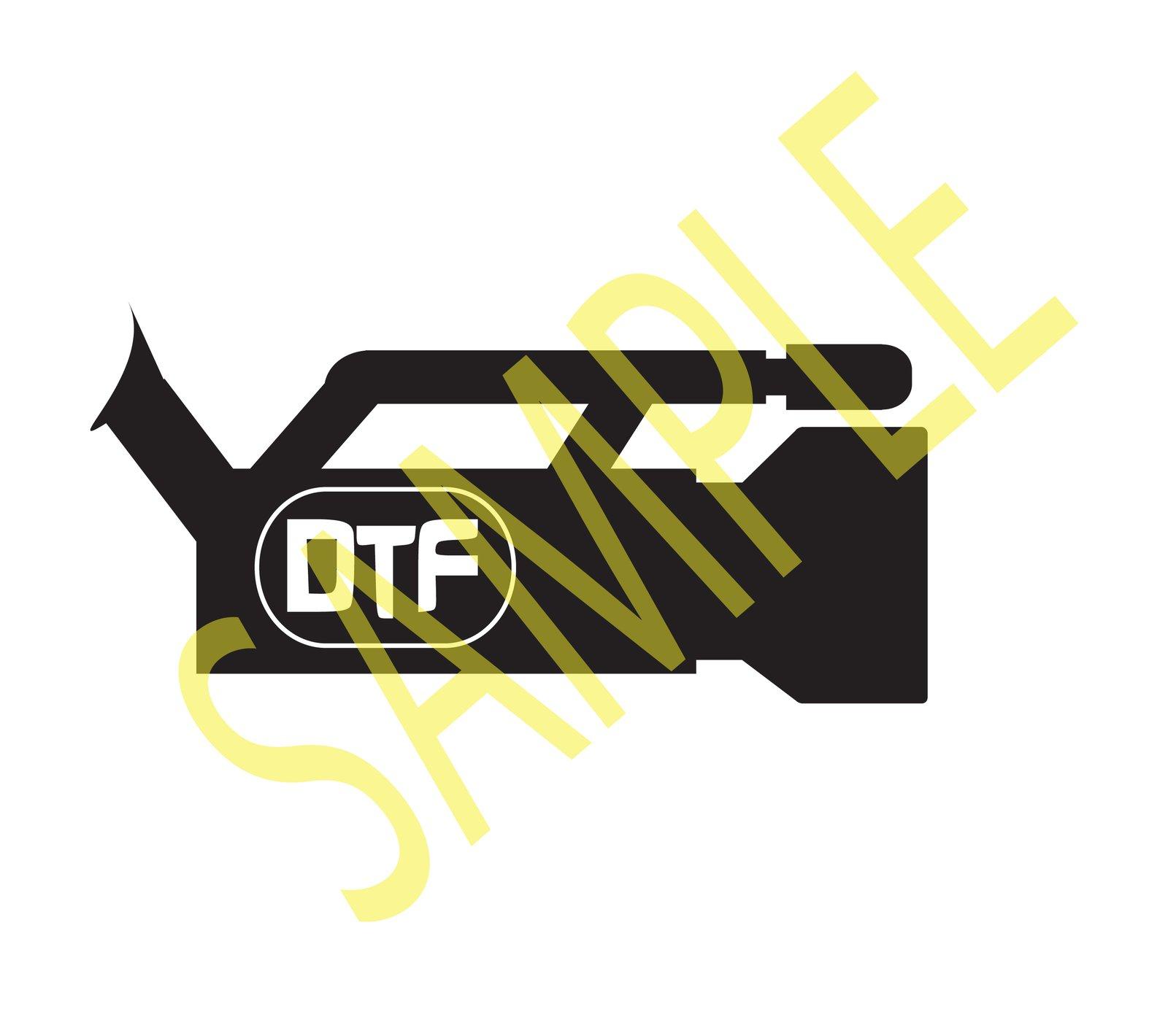 Dtf camera sample