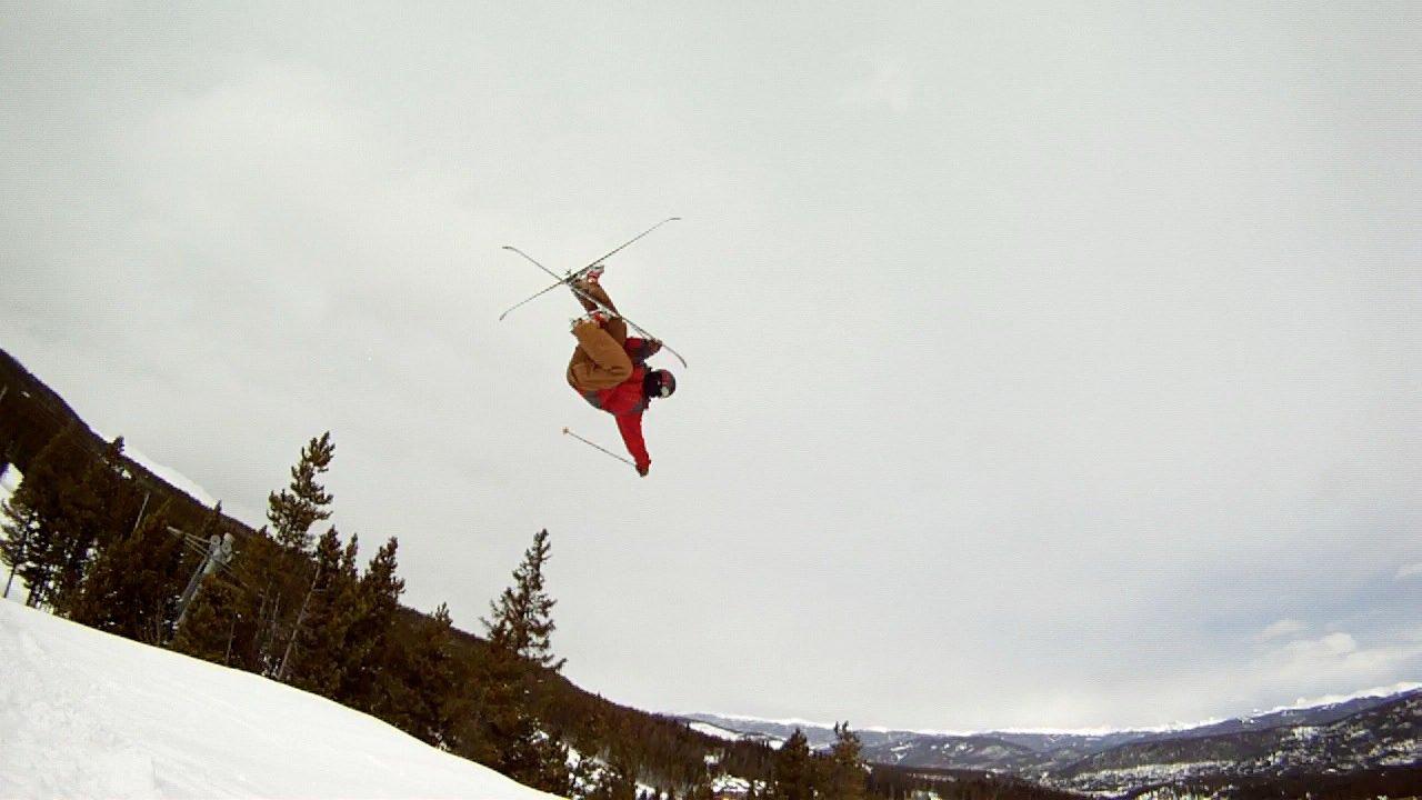 Telemark Rodeo SICK GRAB