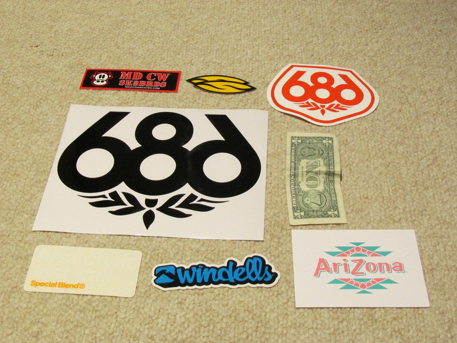 FS more stickers