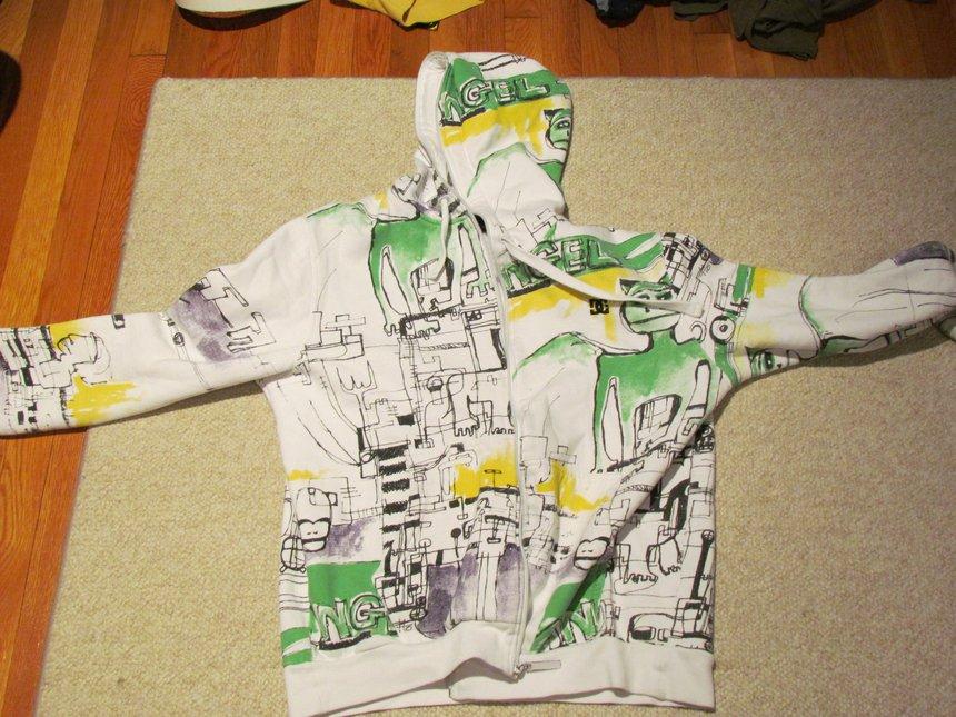 FS hoodie