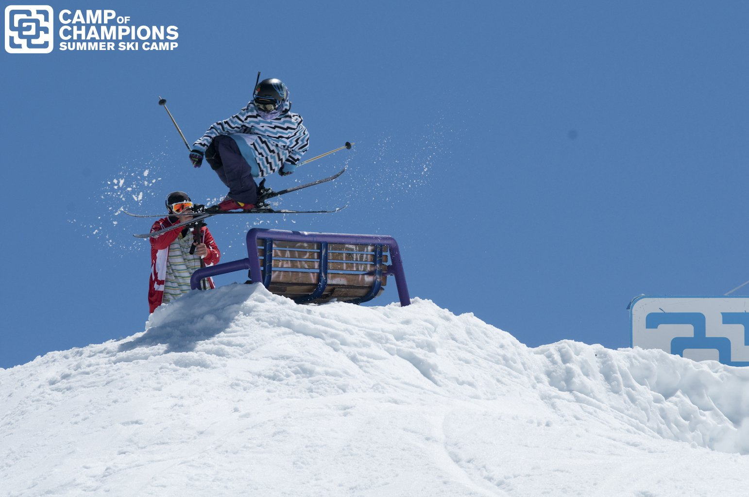 The Camp of Champions