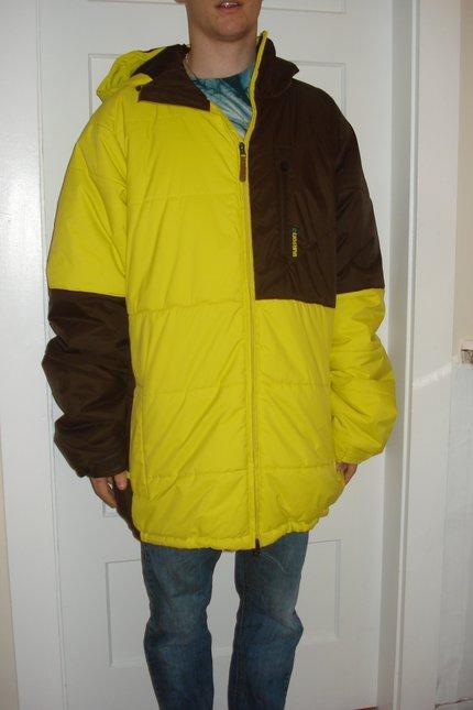Burton Shakedown Jacket