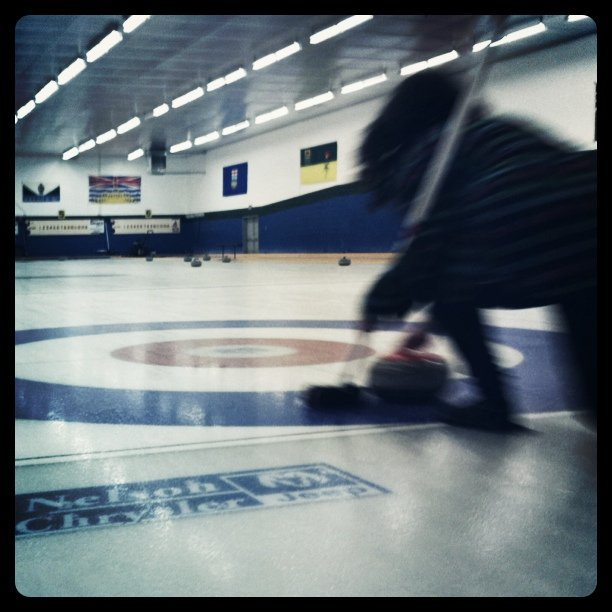 Curling... so what!