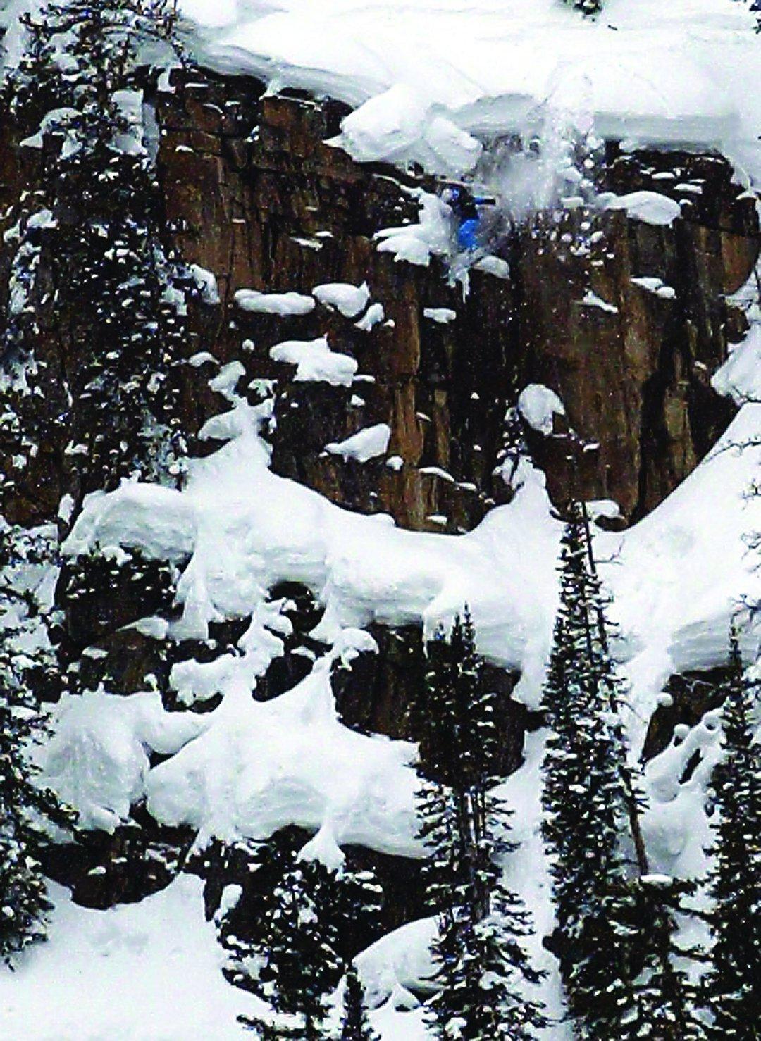 Triple Drop at Snowmass