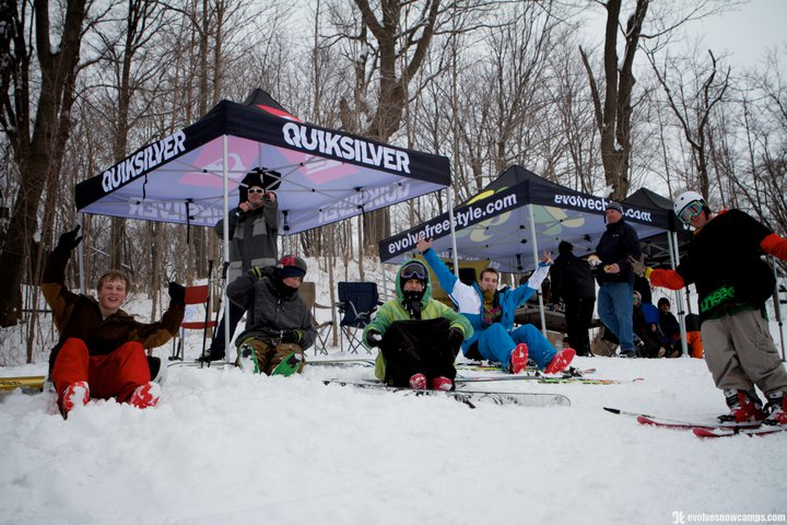 Evolve Snow Camps