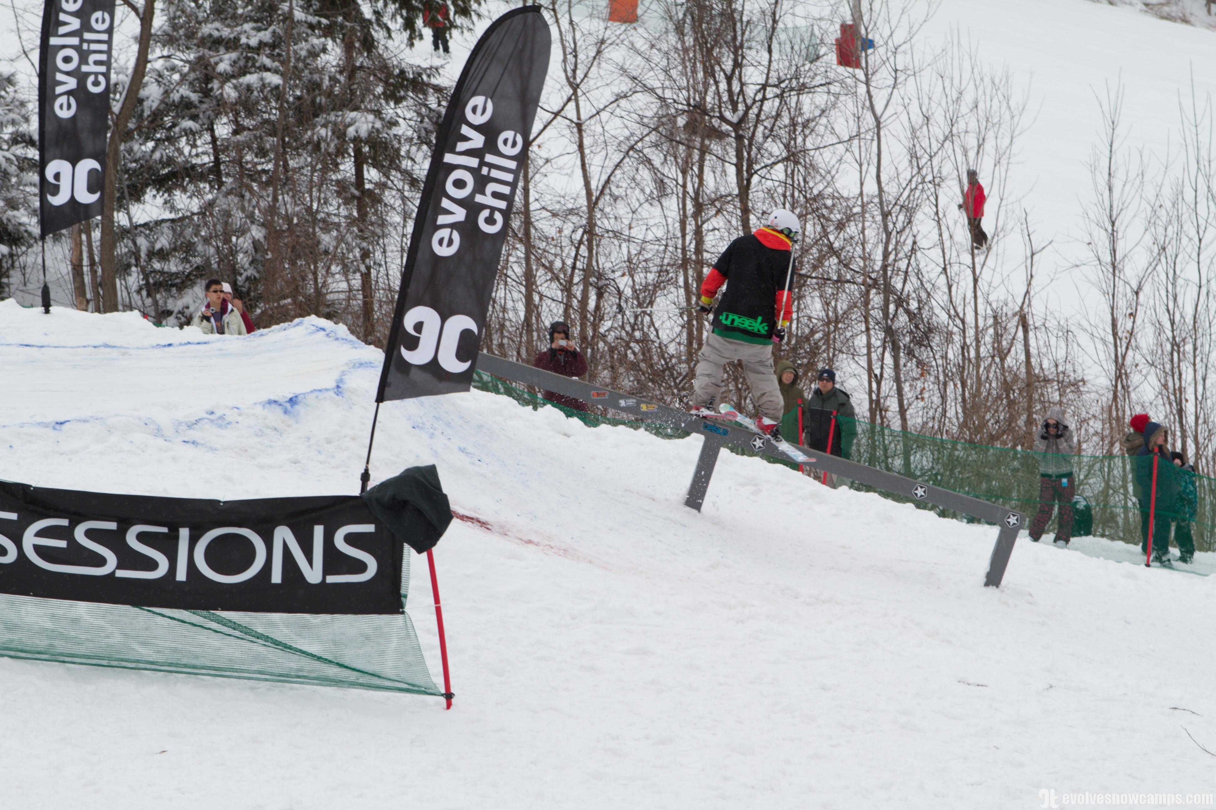 Evolve Snow Camps