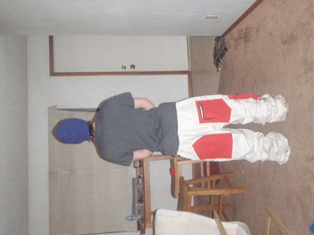 5'6 back of pants