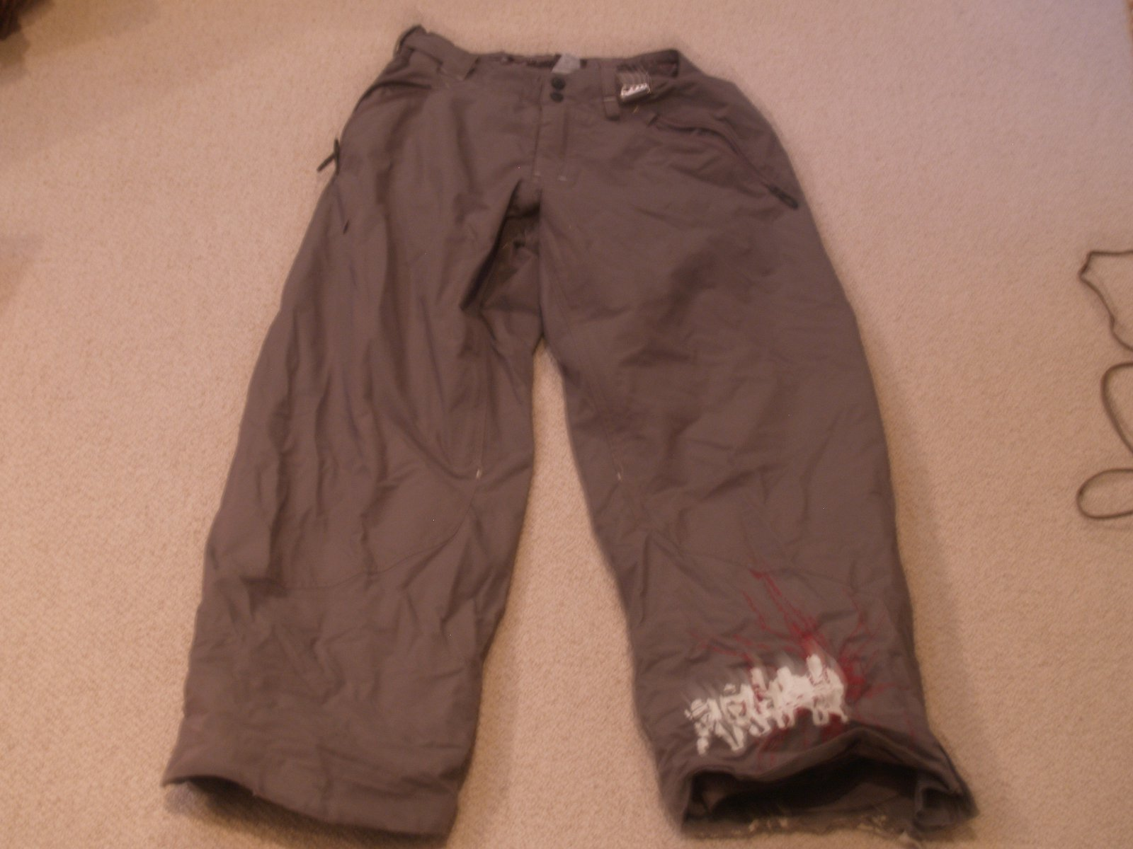 Oakley pants medium