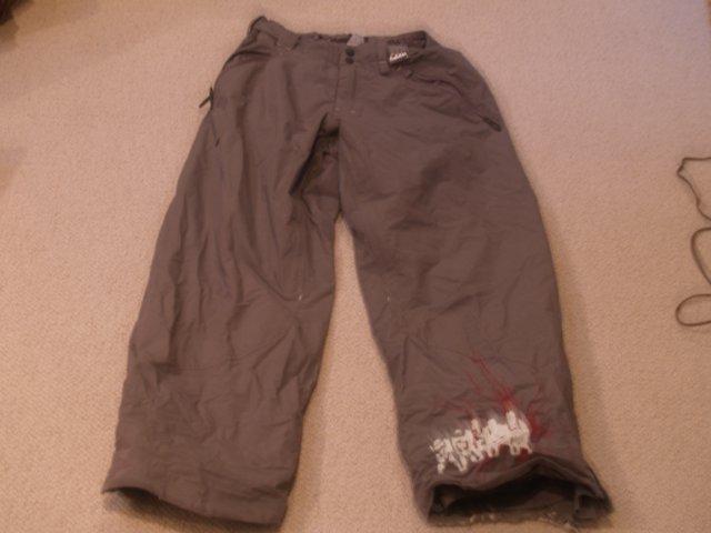 Oakley pants medium