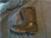 Fourum snowboard boots