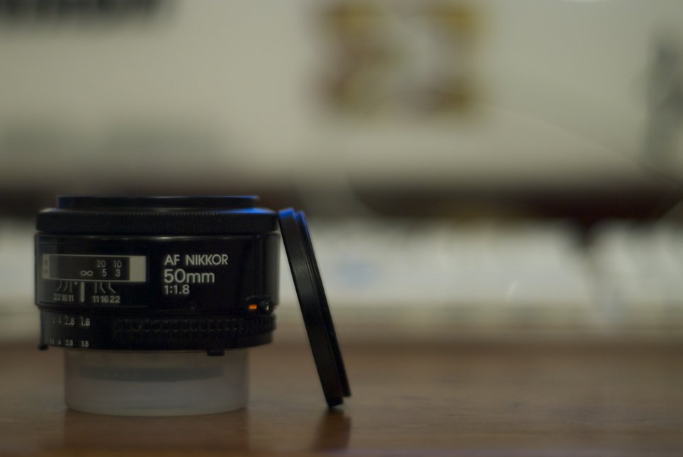 FS 50mm 1.8