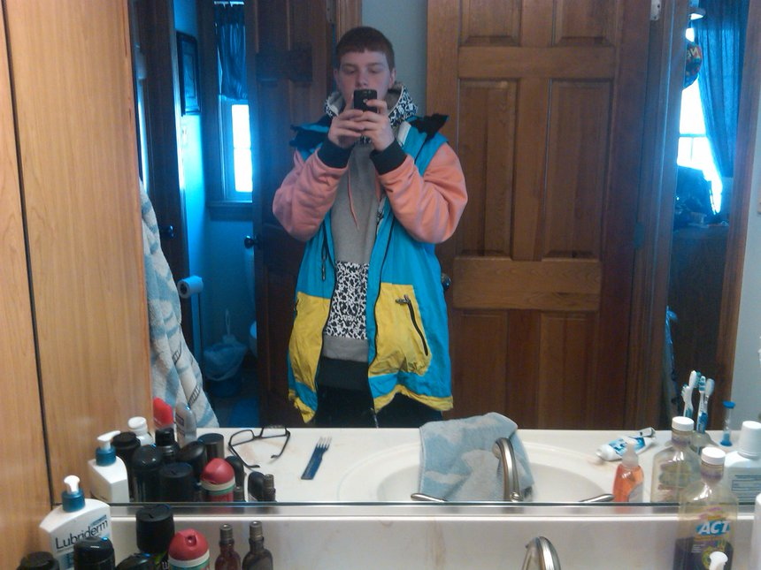 XL Saga Half Day vest
