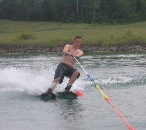 Trick Skiing