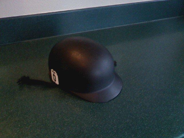 Fs. sandbox helmet